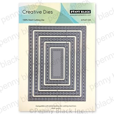 Penny Black Creative Dies Square Frames