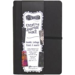 Dyan Reaveley's Dylusions Black Journal Small