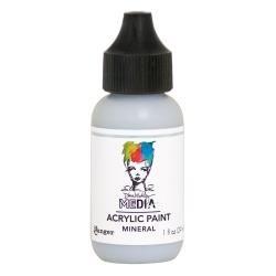 Dina Wakley Media Acrylic Paint 1oz Mineral