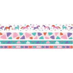 We R Washi Tape Rolls 4/Pkg Unicorn