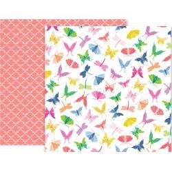 Paige Evans Horizon Double-Sided Cardstock 12X12 #7
