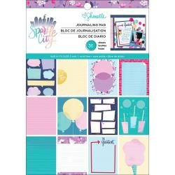American Crafts Single-Sided Paper Pad 6X8 36/Pkg Shimelle Sparkle City