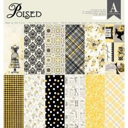 Authentique Collection Kit 12X12 Poised