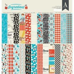 Authentique Collection Kit 12X12 Ingredient