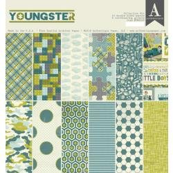 Authentique Collection Kit 12X12 Youngster