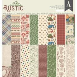 Authentique Collection Kit 12X12 Rustic