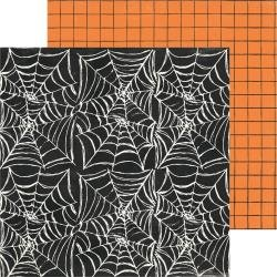 CP Hey, Pumpkin Double-Sided Cardstock 12X12 Creepy Crawly