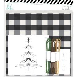 AC Heidi Swapp Winter Wonderland Album Kit