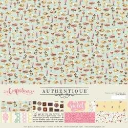 Authentique Collection Kit 12X12 Confection