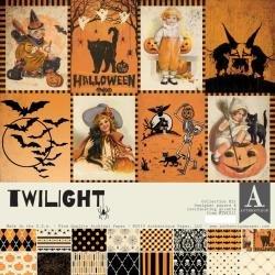 Authentique Collection Kit 12X12 Twilight
