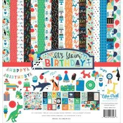 Echo Park Collection Kit 12X12 It's Your Birthday Boy