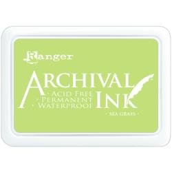 Ranger Archival Ink Pad #0 Sea Grass