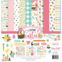 Echo Park Collection Kit 12X12 I Love Easter