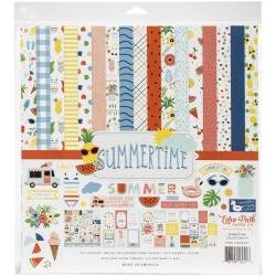 Echo Park Collection Kit 12X12 Summertime
