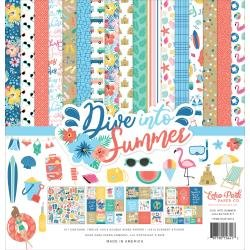 Echo Park Collection Kit 12X12 Dive Into Summer
