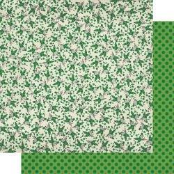 Authentique Dublin Double-Sided Cardstock 12X12 #2 Leprechauns