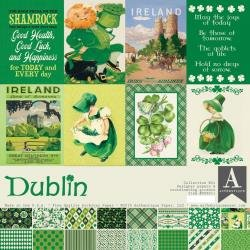 Authentique Collection Kit 12X12 Dublin