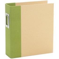 Simple Stories Sn@p! Binder 6X8 Green