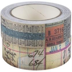 Idea-Ology Fabric Tape .75X3yd 2/Pkg
