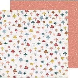 Crate Paper  Magical Forest Double-Sided Cardstock 12X12 Discover