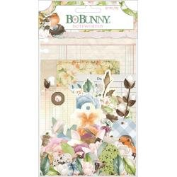 AC BoBunny Garden Grove Noteworthy Die-Cuts