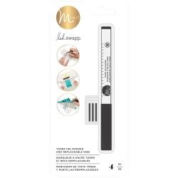 Heidi Swapp Minc Toner Ink Pen W/Nibs 4/Pkg