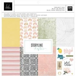 Heidi Swapp Storyline Chapters Project Pad 12X12