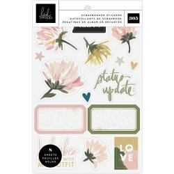 Heidi Swapp Storyline Chapters Mini Sticker Book The Scrapbooker