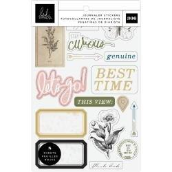 Heidi Swapp Storyline Chapters Mini Sticker Book The Journaler