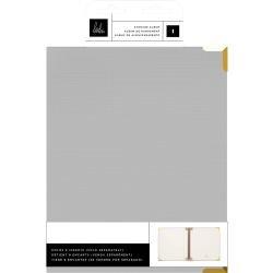Heidi Swapp Storyline Chapters Album 8X10 Gray
