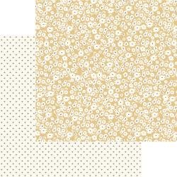 MME Gingham Gardens Double-Sided Cardstock 12X12 Hannah