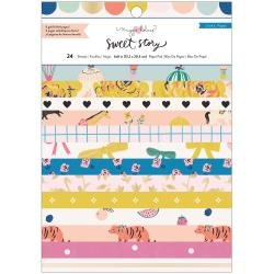 AC Crate Paper Single-Sided Card Making Pad 6X8 24/Pkg Maggie Holmes Sweet Story