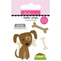 Bella Blvd Cooper Bella-Pops 3d Stickers Cooper