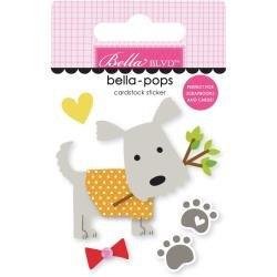 Bella Blvd Cooper Bella-Pops 3d Stickers Oscar