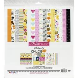 Bella Blvd Collection Kit 12X12 Chloe