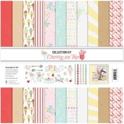 Fancy Pants Designs Collection Kit 12X12 A Cherry On Top