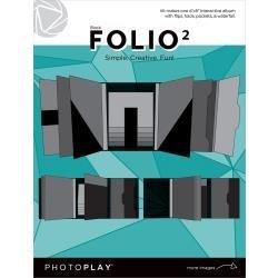 Photoplay Folio 6X8 Black