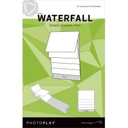 PhotoPlay Maker Series 4X6 Mechanical White Waterfall