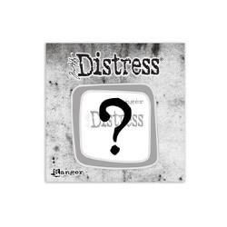 Tim Holtz Distress Enamel Collector Pin-Carded - Speckled Egg
