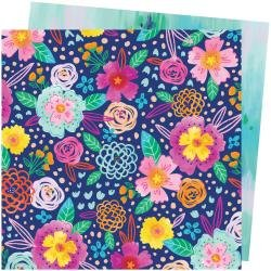 Paige Evans Go The Scenic Route Dbl-Sided Cardstock 12X12 #2