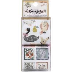 Maggie Holmes Marigold Sticker Rolls 162/Pkg