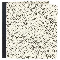 Simple Stories Sn@p! Flipbook 6X8 Speckle Dots