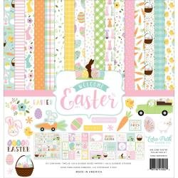 Echo Park Collection Kit 12X12 Welcome Easter