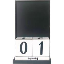 Foundations Decor Magnetic Block Countdown Calendar Base