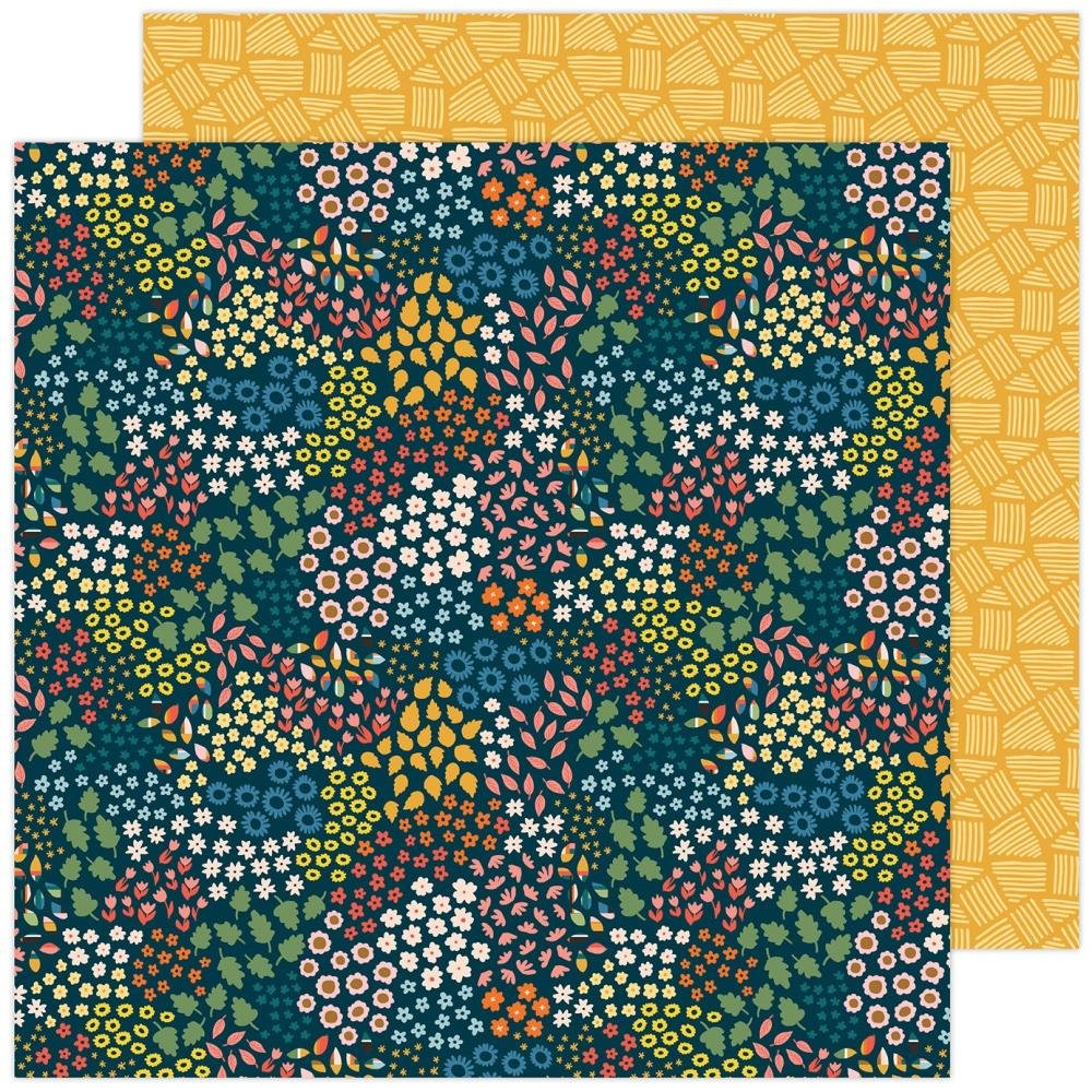 Paige Evans Bungalow Lane Double-Sided Cardstock 12X12 #11