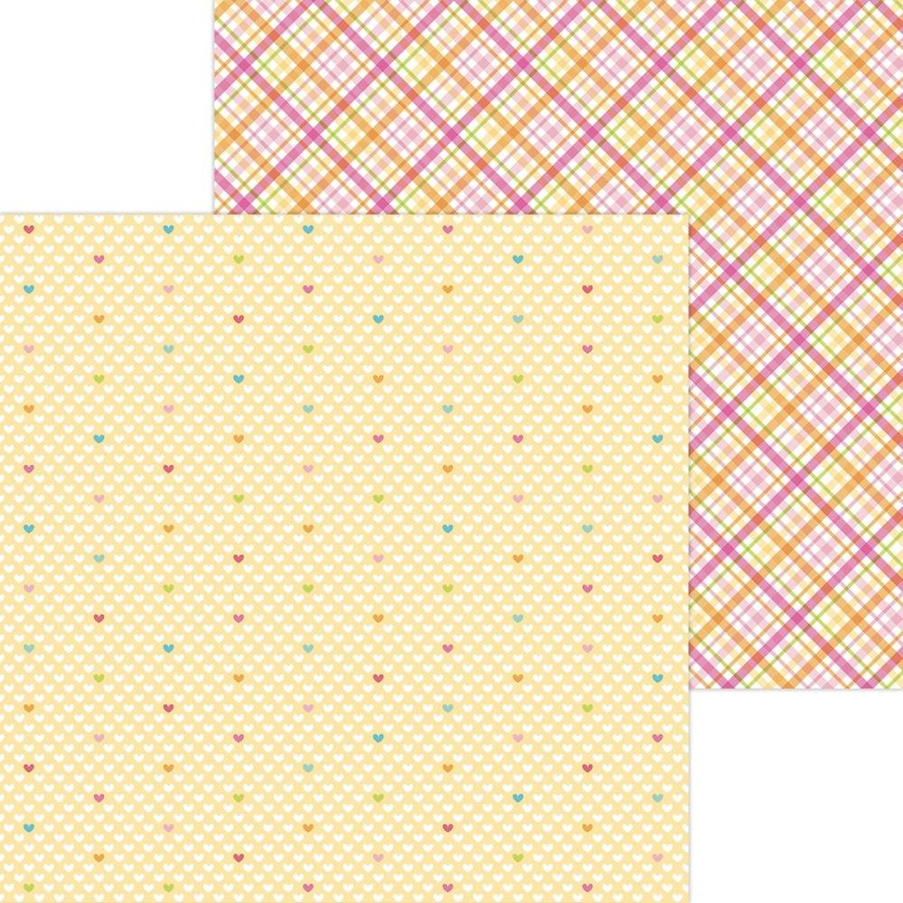 Doodlebug Cute & Crafty Double-Sided Cardstock 12X12 Love This