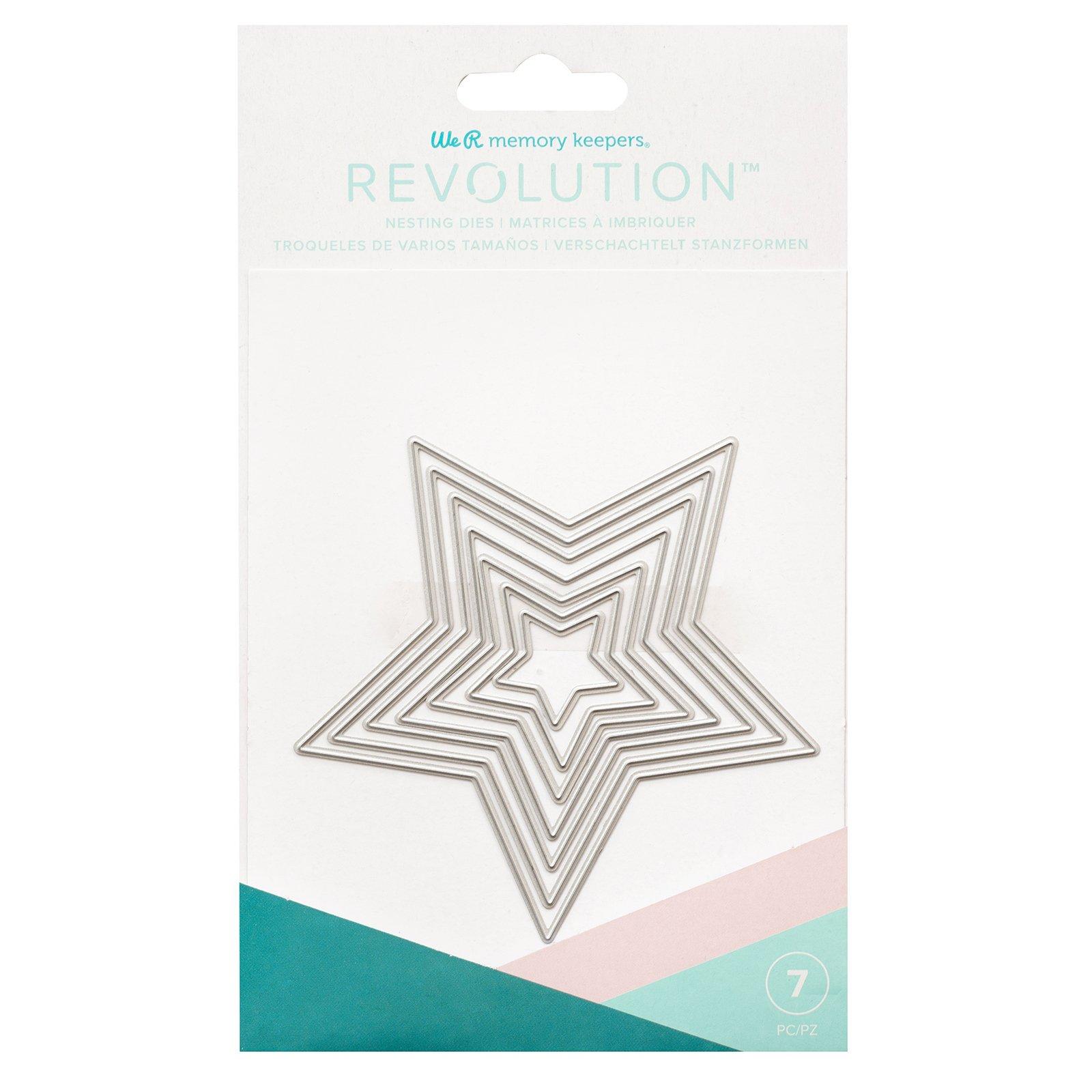 We R Memory RevDie Basic Star