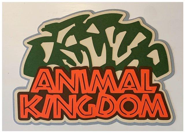 Just Add Photos- Animal Kingdom
