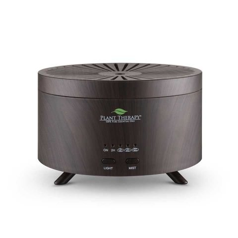PT AromaFuse Diffuser - Wood-Grain Brown