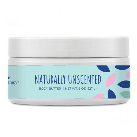 PT Naturally Unscented Body Butter 8 oz